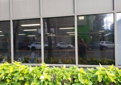 Impact Hub TV40 outside view